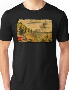 Down the Mountain Unisex T-Shirt