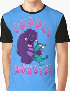 Cuddle Monster Graphic T-Shirt