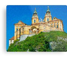 Austria - Melk abbey Metal Print