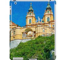 Austria - Melk abbey iPad Case/Skin