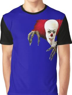 Stephen King-It Graphic T-Shirt