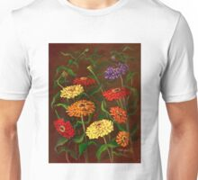 Flowers of Mexico Unisex T-Shirt
