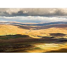 Ribbleheaad Viaduct Photographic Print