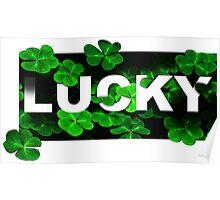 Lucky Clovers Poster