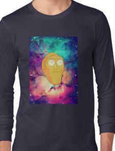 Morty Moon. Long Sleeve T-Shirt