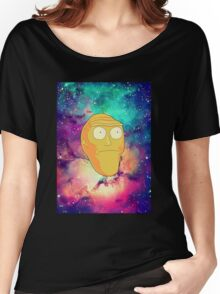 Morty Moon. Women's Relaxed Fit T-Shirt
