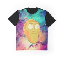Morty Moon. Graphic T-Shirt