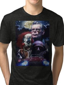 Stephen King- best sellers Tri-blend T-Shirt
