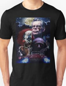 Stephen King- best sellers Unisex T-Shirt