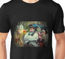 Pirates Hate Fairys Unisex T-Shirt