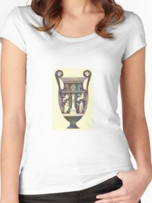 You've Urned It Classical Greek Amphora Vase Women's Fitted Scoop T-Shirt