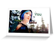 Chloe price  Greeting Card