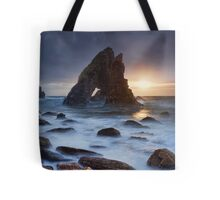 Breeches Sea Arch Sunset Tote Bag