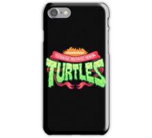 turtles teenage mutant ninja iPhone Case/Skin