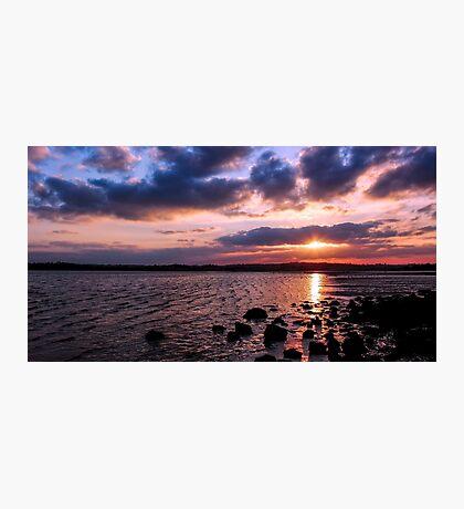 Night, Night...Sweet Sun Photographic Print