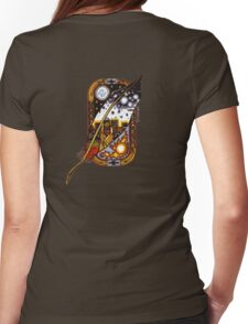 Native American City Dweller Womens Fitted T-Shirt
