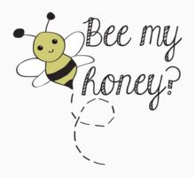 Bee my Honey One Piece - Long Sleeve