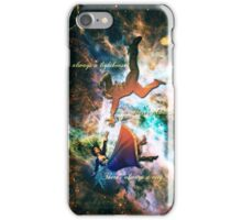 Falling v2 iPhone Case/Skin