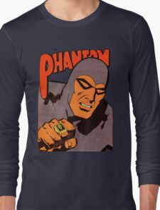 Phantom #10/redesign Long Sleeve T-Shirt