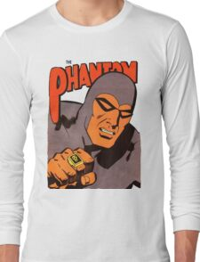 Phantom #10/redesign Long Sleeve T-Shirt