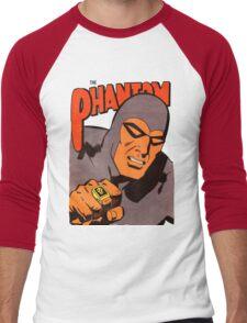 Phantom #10/redesign Men's Baseball ¾ T-Shirt