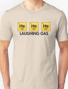 Laughing Gas Unisex T-Shirt