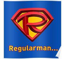 Regularman Poster
