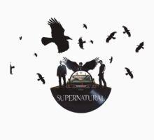 Supernatural 7 Kids Tee