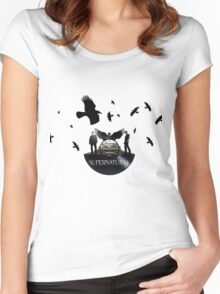 Supernatural 7 Women's Fitted Scoop T-Shirt