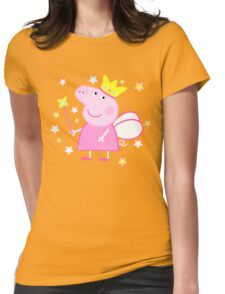 Peppa Womens Fitted T-Shirt