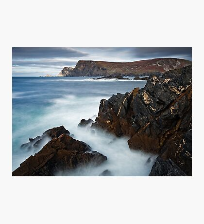 Glen Bay Donegal Photographic Print