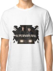 Supernatural 8 Classic T-Shirt