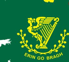 Divided Ireland Sticker