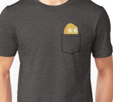 Morty pocket Unisex T-Shirt