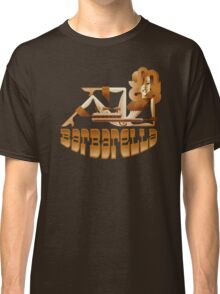 Barbarella (raygun) Classic T-Shirt