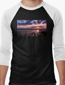 Night, Night...Sweet Sun Men's Baseball ¾ T-Shirt