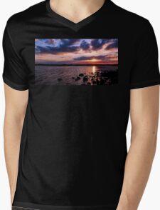 Night, Night...Sweet Sun Mens V-Neck T-Shirt