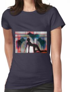 Body Language 24 Womens Fitted T-Shirt