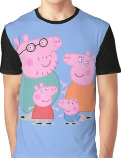 Family Graphic T-Shirt