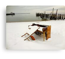 Only in Ptown 2 Canvas Print