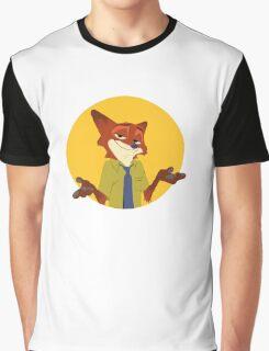 Nick Wilde Graphic T-Shirt
