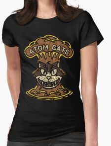 Atom Cats Womens Fitted T-Shirt