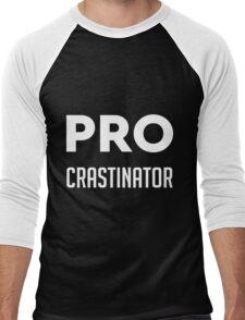 Procrastinator Men's Baseball ¾ T-Shirt