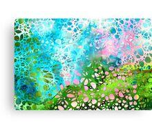Colorful Art - Enchanting Spring - Sharon Cummings Canvas Print