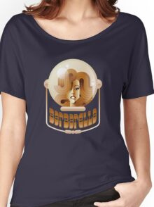 Barbarella (space helmet) Women's Relaxed Fit T-Shirt