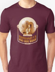 Barbarella (space helmet) Unisex T-Shirt