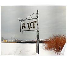 Art 1 Poster