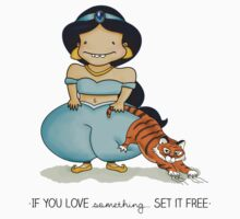 Set it free One Piece - Short Sleeve