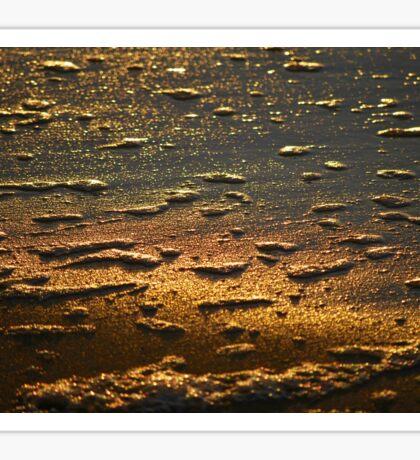 Dawn Water 'Whitewash' Sticker