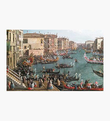 Venice art Photographic Print